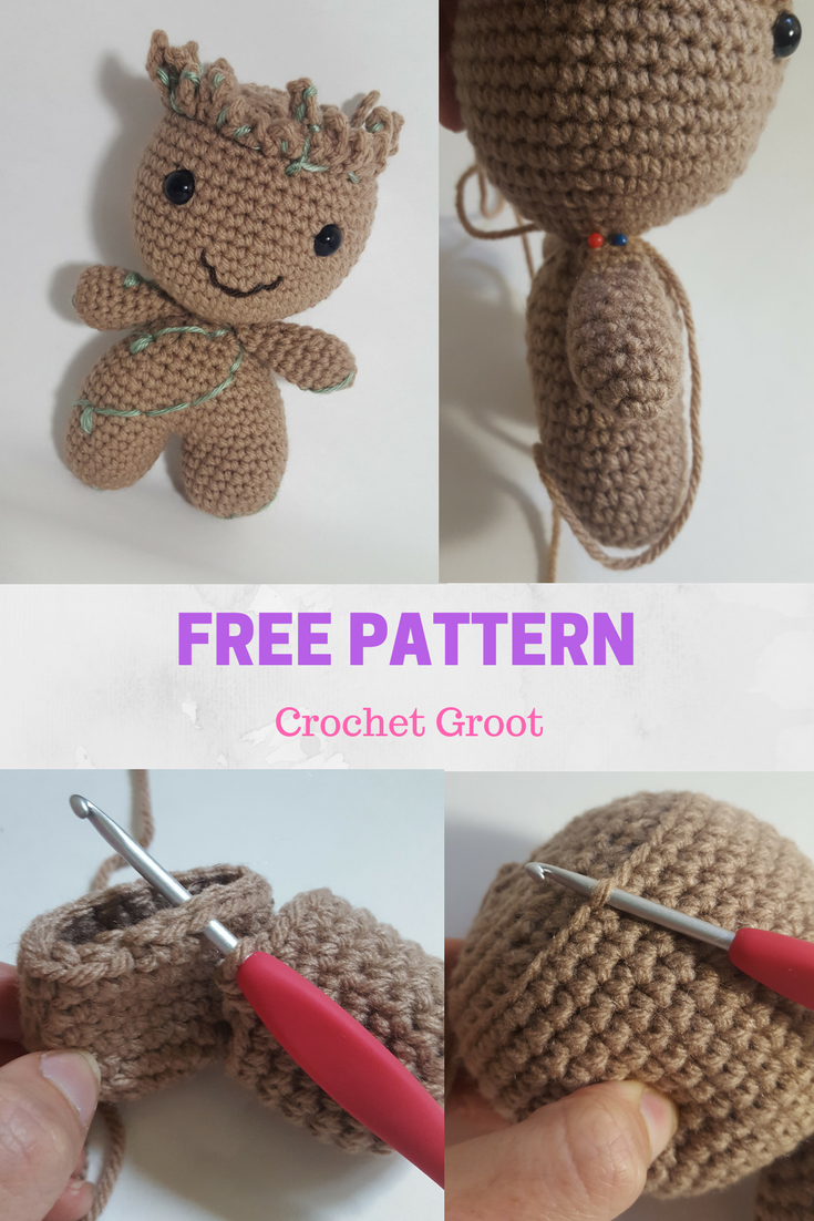 Groot – Amigurumi Patterns | 1102x735